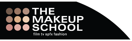 The Makeup School logo